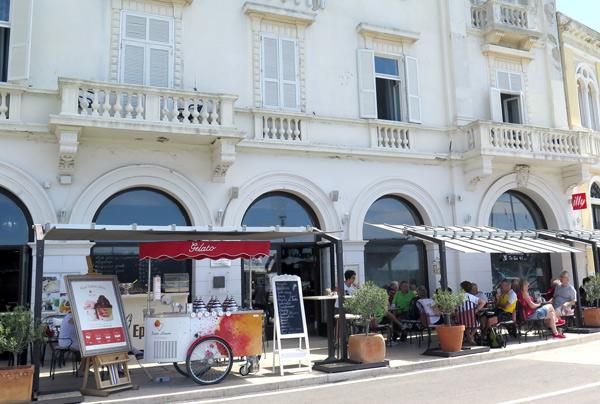 prijzen in cafe's in Kroatië; bron Mijn Kroatië