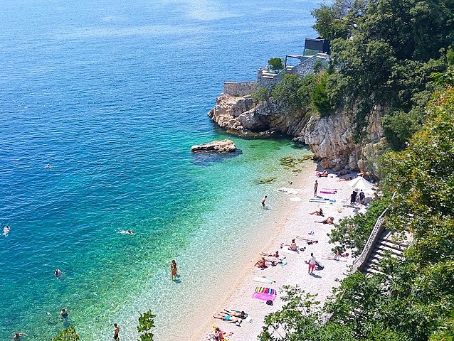 Rijeka beach sablicevo