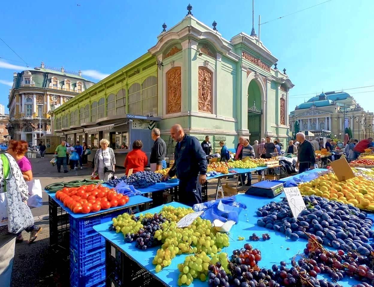 Rijeka markt