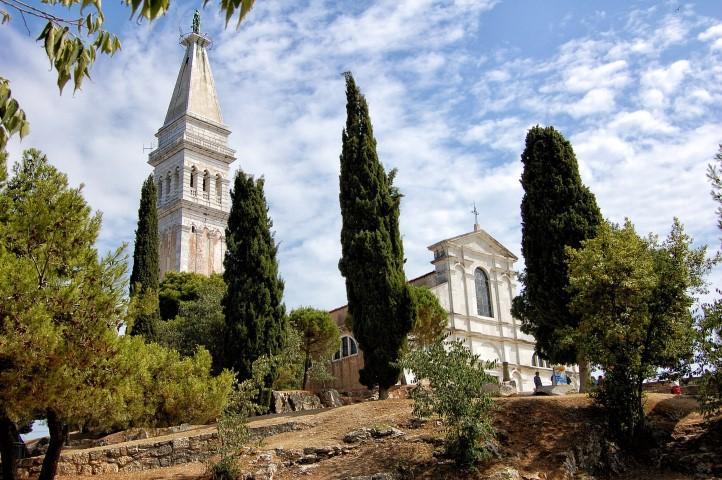 Rovinj st. euphemia kerk