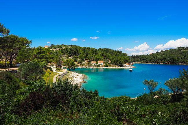 Losinj Kroatie