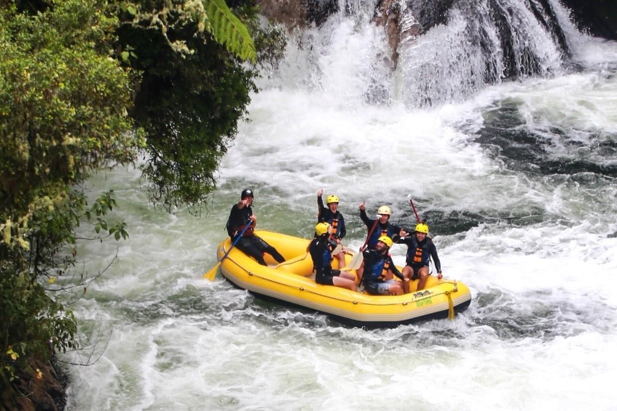 rafting Kroatie