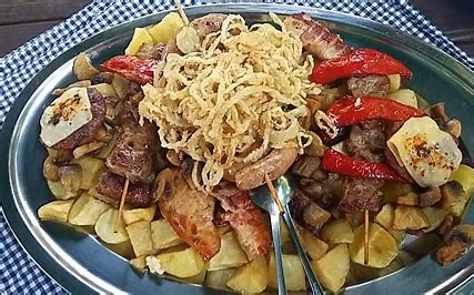 traditionele gerechten