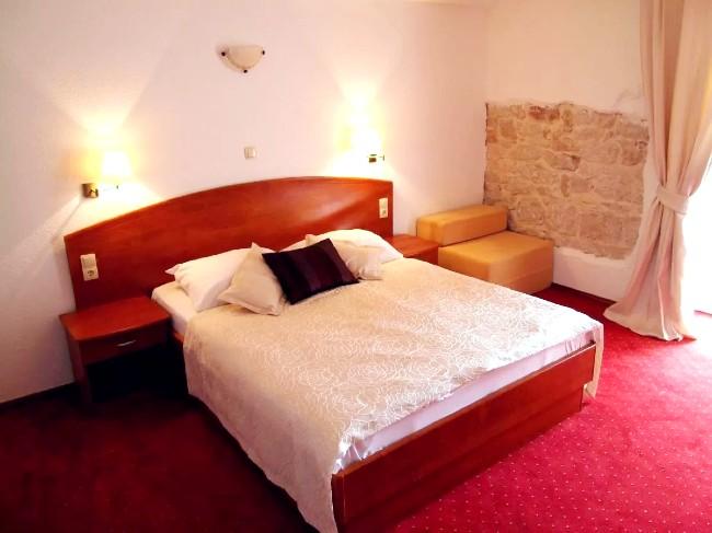 hotel Rab Kroatie