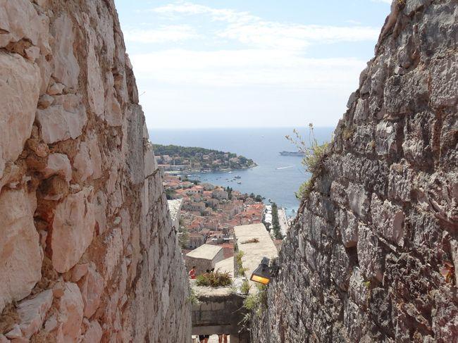 muren van Dubrovnik