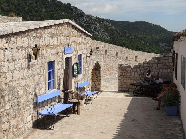 Dubrovnik muur
