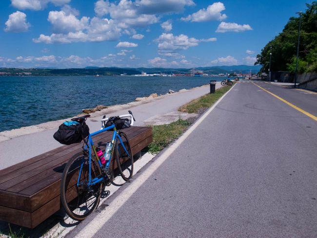 fietsvakantie Slovenie en Kroatie