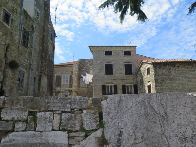 Porec Istrie