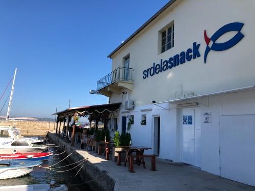 visrestaurants Kroatie