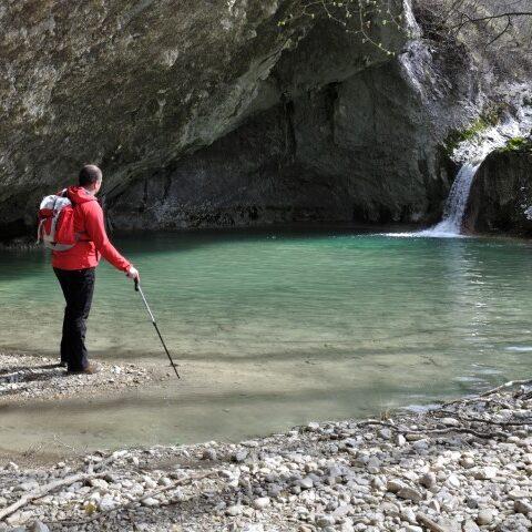 wandelen kroatië